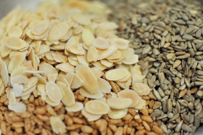 almonds+seeds